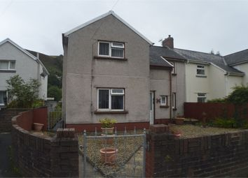 Thumbnail 3 bed semi-detached house for sale in Trefelin Street, Port Talbot, West Glamorgan