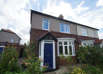Thumbnail 3 bed semi-detached house to rent in Durham Moor Crescent, Framwellgate Moor, Durham