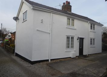 Thumbnail 2 bed detached house for sale in Duke Street, Sychdyn, Mold