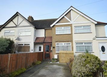 Thumbnail 2 bed terraced house for sale in Hemsby Road, Chessington