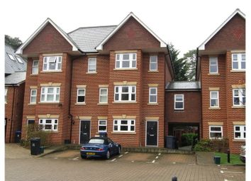 Thumbnail 4 bed semi-detached house to rent in Lavender Road, Maybury Hill, Woking