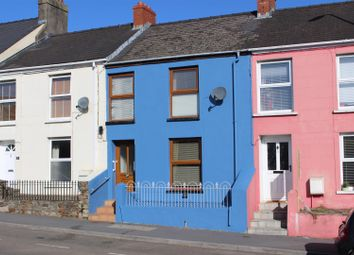 2 bed terraced house for sale in Milford Road, Haverfordwest SA61