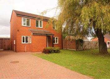 Thumbnail 3 bedroom detached house for sale in Parkville Close, Coventry