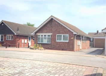 Thumbnail 3 bed detached bungalow for sale in Tutbury Road, Horninglow, Burton-On-Trent
