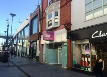 Thumbnail Retail premises to let in 47/47A George Street, Altrincham