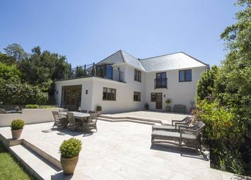 Thumbnail 4 bed detached house for sale in Montville Road, St. Peter Port, Guernsey