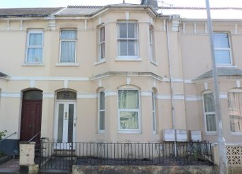 Thumbnail 2 bed flat for sale in Grenville Road, St Judes, Plymouth, Devon