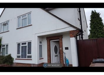 Thumbnail 3 bed semi-detached house to rent in Graham Gardens, Luton