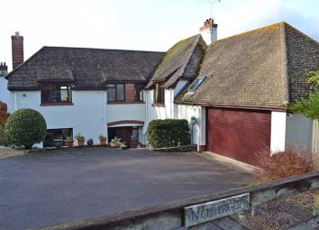 5 bed detached house for sale in Behind Hayes, Otterton, Budleigh Salterton EX9