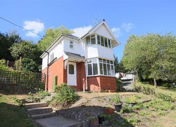Thumbnail 2 bed detached house for sale in Clydfan, Bronwylfa Road, Welshpool, Powys