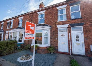 Thumbnail 3 bed terraced house for sale in Boston Road, Spilsby