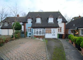 Thumbnail 3 bed semi-detached house to rent in Rectory Gardens, Hingham, Norwich