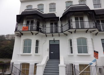 Thumbnail 2 bed flat to rent in Marine Parade, Folkestone