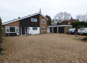 Thumbnail 5 bed detached house for sale in Horseshoe Road, Spalding