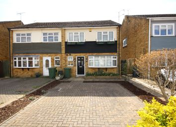 Thumbnail 4 bed semi-detached house to rent in Hampshire Gardens, Linford