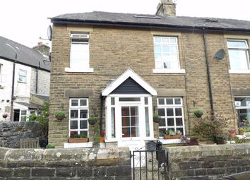 Thumbnail 3 bed end terrace house for sale in New Market Street, Buxton, Derbyshire