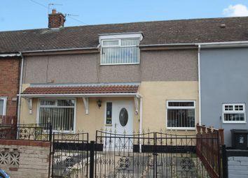Thumbnail 2 bedroom terraced house for sale in Lanark Road, Hartlepool