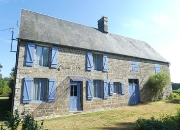 Thumbnail 2 bed country house for sale in Saint-Clement-Rancoudray, Manche, 50140, France