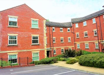 Thumbnail 2 bed flat for sale in Kirkby View, Sheffield