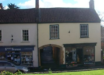 Thumbnail Retail premises for sale in Silver Street, Ilminster, Somerset