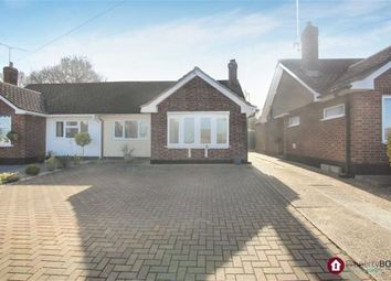 Thumbnail 3 bed semi-detached bungalow for sale in Sharlands Close, Wickford, Essex