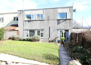 Thumbnail 4 bed semi-detached house for sale in Mere Path, Greenmeadow, Cwmbran, Torfaen