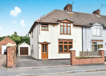Thumbnail 3 bed semi-detached house for sale in Norman Road, Ripley