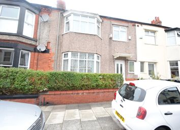 Thumbnail 4 bed terraced house for sale in Courtland Road, Liverpool, Merseyside