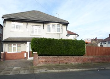 Thumbnail 5 bed detached house to rent in Knaresborough Road, Wallasey