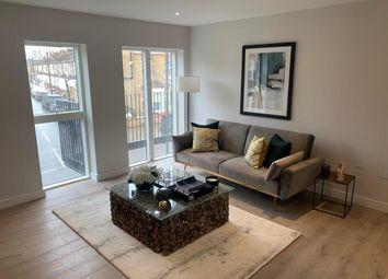 Thumbnail 1 bed flat for sale in Garratt Lane, London