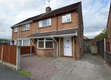 Thumbnail 3 bed property for sale in St. Peters Gardens, Stafford