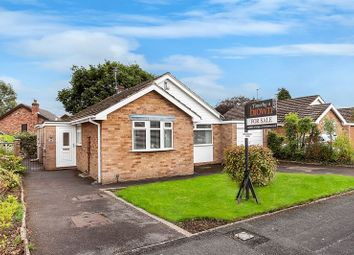 Thumbnail 3 bed detached bungalow for sale in Truro Close, Congleton