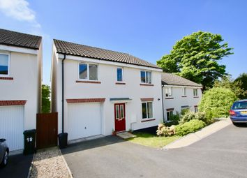 Thumbnail 4 bed detached house for sale in Tregorrick View, St Austell