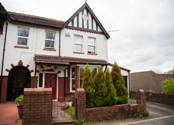 Thumbnail 3 bed semi-detached house for sale in Corbett Road, Penarth