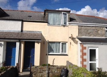 Thumbnail 2 bed terraced house to rent in Cardrew Terrace, Mount Ambrose, Redruth