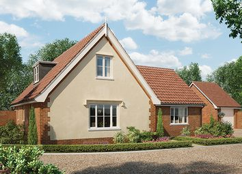 Thumbnail 3 bedroom detached bungalow for sale in Harvey Lane, Dickleburgh, Diss, Norfolk