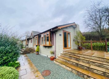 Thumbnail 2 bed mobile/park home for sale in Merebrook Park, Whatstandwell, Matlock
