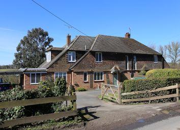 Thumbnail 4 bed semi-detached house for sale in Pouchen End Lane, Hemel Hempstead