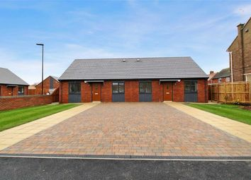 Thumbnail 2 bed semi-detached bungalow for sale in Wallington Close, North Shields