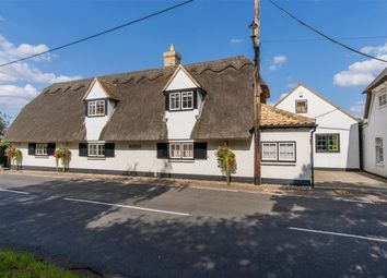 Thumbnail 4 bed cottage for sale in High Street, Hemingford Abbots, Huntingdon