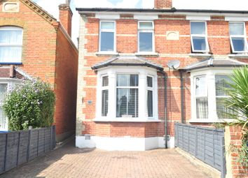 2 bed semi-detached house for sale in Claremont Road, Staines-Upon-Thames, Surrey TW18