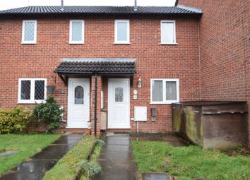 Thumbnail 1 bed terraced house to rent in Mayfield Close, Catshill, Bromsgrove