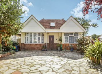 Thumbnail 5 bed detached bungalow for sale in The Drive, Ewell, Epsom