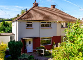 Thumbnail 3 bed semi-detached house for sale in Graig View, Caerphilly