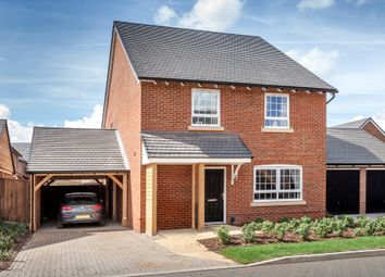 "Thumbnail 4 bedroom detached house for sale in ""Rowan"" at Blackwall Road South, Willesborough, Ashford"
