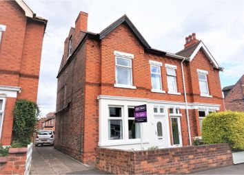 Thumbnail 4 bed semi-detached house for sale in College Street, Long Eaton