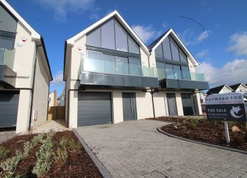 Thumbnail 3 bed semi-detached house for sale in Hurst Road, Milford On Sea, Lymington
