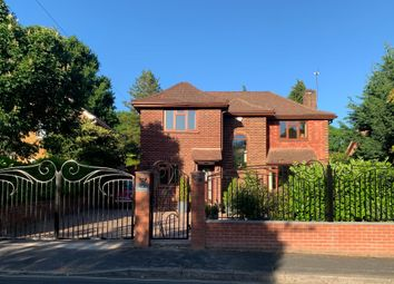 Thumbnail 5 bed detached house for sale in Salisbury Road, Farnborough