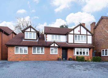 Thumbnail 5 bed detached house for sale in Priory Field Drive, Edgware