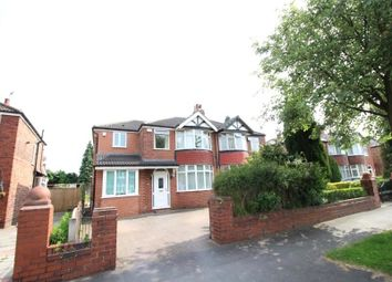 Thumbnail 4 bed semi-detached house to rent in Norris Road, Sale